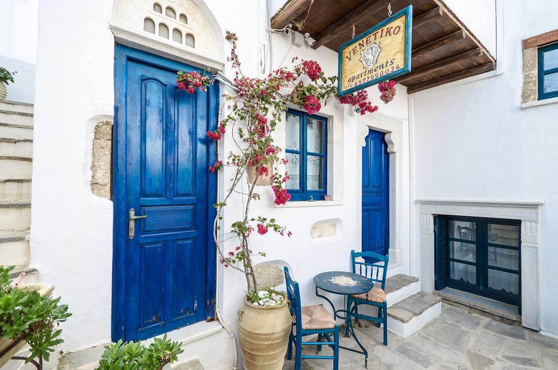Hotel Naxos Filoxenia And Venetiko Apartments Studios Island